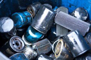 """Senų automobilinių filtrų tvarkymą servisams kompensuos su """"Žalvariu"""" bendradarbiaujantys gamintojai-importuotojai"""