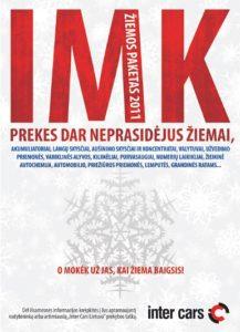 UAB Inter Cars Lietuva akcija