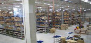 Corteco keliasi į modernų logistikos centrą
