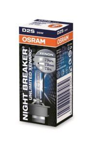 Naujos OSRAM ksenoninės lemputės