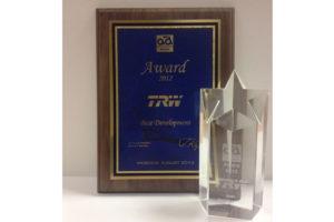 "Apdovanojimai įmonei ""TRW Automotive"""