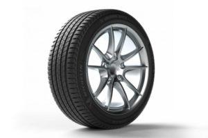 """""""Michelin"""" pristato naujas padangas SUV automobiliams"""