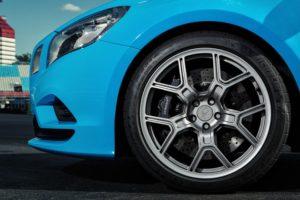 """""""Volvo"""" pasirinko padangas """"Michelin"""""""
