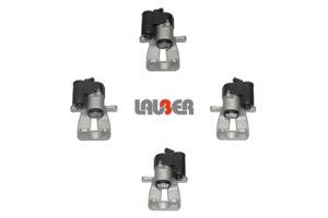 """""""Lauber"""" asortimente elektriniai stabdžių suportai lengviesiems automobiliams"""