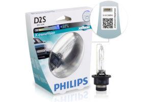 """""""Philips"""" perspėja dėl ksenoninių lempučių padirbinių"""