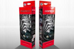 """""""Sentech"""" pristato ekologiškas pakuotes"""