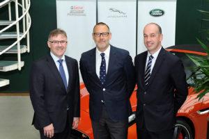 """""""Castrol"""" ir """"Jaguar Land Rover"""" pratęsė bendradarbiavimą"""