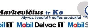Būtinai apsilankykite UAB P. Markevičius ir Ko naujoje el. parduotuvėje www.e-tepalai.lt !