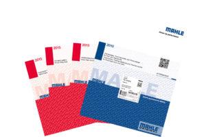 """Popieriniai 2015 m. """"Mahle"""" katalogai"""
