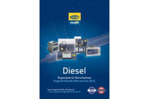 """Katalogas """"Diesel Magneti Marelli"""""""