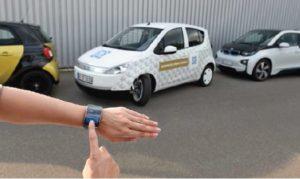 "Matomas mieste –  ""ZF Advanced Urban Vehicle"""