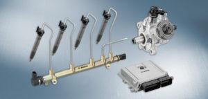 """Bosch"" mokymai – Delphi, Siemens, Denso Common Rail sistemos"
