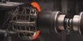 """Hipnotizuojantis """"Brembo"""" stabdžių sistemos testas Fomulės 1 boliduose"""