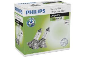 """""""Philips"""" lemputės naujose pakuotėse"""