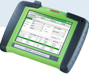 """Bosch"" mokymai – diagnostika naudojant ESI[tronic] ir KTS"