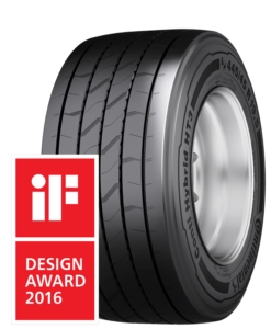"""""""Conti Hybrid HT3"""" padangos pelnė """"iF Design Award"""" apdovanojimą"""