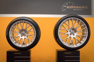 """""""Auto Bild sportscars"""" teste geriausiomis pripažintos """"SportContact 6"""" padangos"""