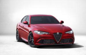 """Pasaulinė premjera: """"Alfa Romeo Giulia"""" su nauja """"Continental"""" stabdžių sistema"""