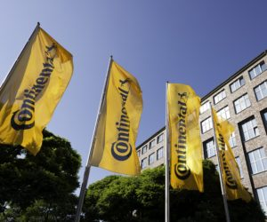 The Continental Headquarter with new logo