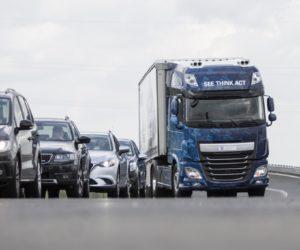 INNOVATION TRUCK: vienas sunkvežimis – trys pagalbinės sistemos