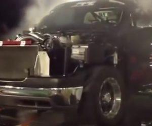 Kaip pribaigti automobilį galios matavimo stende?