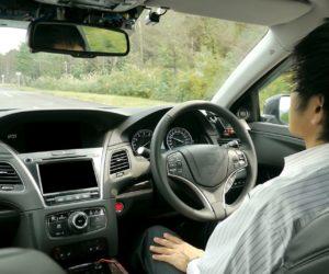 Bosch – autonominio važiavimo testai