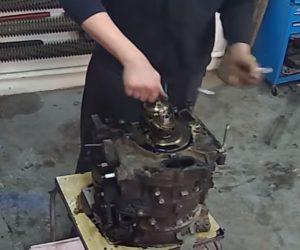 Vankelio variklio išrinkimas