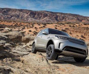 Goodyear gamykla  – padangų tiekėjas naujajam Jaguar ir dviem Rover modeliams