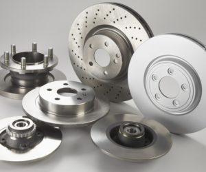 """""""Delphi"""" stabdžių diskai, atitinkantys ECE R90 standartą"""