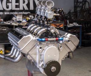 HEMI variklio restauravimas