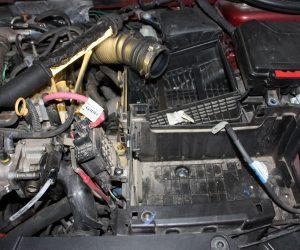 "Sankabos keitimas ""Renault Laguna III GT"""