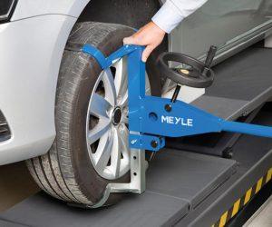 """""""MEYLE"""" mechanikai paaiškina padangų pažeidimus – """"YouTube"""" vaizdo įrašas"""
