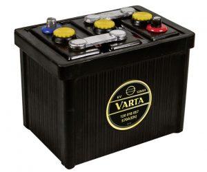 """""""VARTA Classic"""" – nauji akumuliatoriai seniems automobiliams"""
