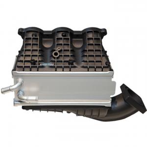 Tarpinis suslėgto oro intercooleris aušinamas vandeniu – efektyvesnis ir sumažina kuro sąnaudas