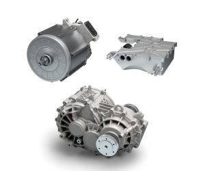 """E-ašis: """"Bosch"""" elektrinė ašies pavara užtikrina važiavimo kokybę"""