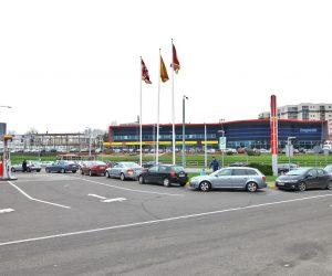 """Kampanija """"Nustebink žiemą!"""": pirmieji automobilių tikrinimo rezultatai Vilniuje"""