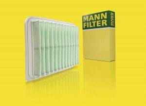 """""""MANN-FILTER"""" pateikia medžiagą filtrams iš perdirbto pluošto"""