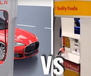 Elektrinis ar vidaus degimo variklis – eksploatavimo skirtumai