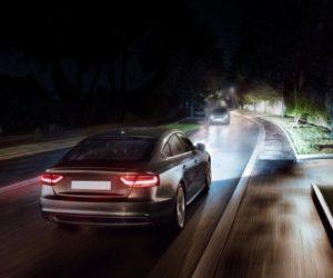 Moderni automobilių apšvietimo technologija