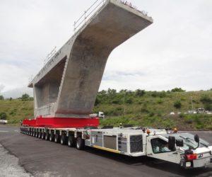 """""""Continental"""" įranga: sužinokite kaip pervežami labai sunkūs kroviniai"""
