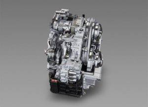 """Toyota"" kuria variklį su nauja Direct Shift-CVT pavarų dėže"
