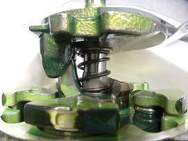 Kompresoriaus gedimas pakeitus kondensatorių