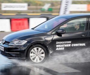 """""""Bridgestone Weather Control A005"""" padangų pristatymas"""