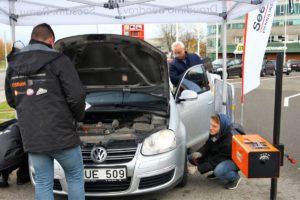 """Automobilių tikrinimo kampanijos """"Nustebink žiemą!"""" rezultatai: nerimą kelianti Lietuvos transporto techninė būklė"""