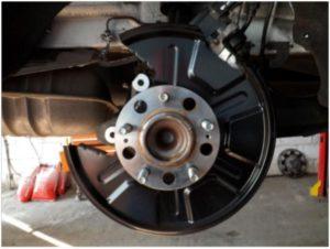 """""""Hyundai i40"""" galiniai stabdžiai – """"Blue Print"""" techniniai patarimai"""