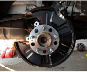 """""""Hyundai i40"""" galiniai stabdžiai - """"Blue Print"""" techniniai patarimai"""