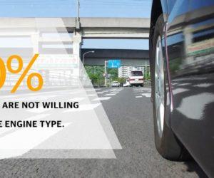 Trečdalis dyzelinių automobilių vairuotojų pasirengę rinktis kitokį variklį