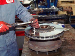Stabdžių diskų keitimas. Techniniai patarimai