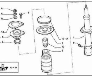 """Priešlaikinis """"Fiat""""/""""Citroen""""/""""Peugeot"""" lengvųjų komercinių transporto priemonių guolio susidėvėjimas"""