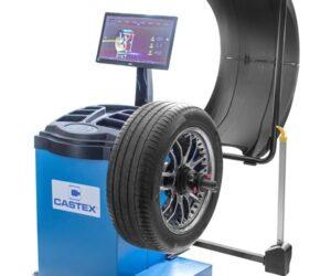 CASB98MWAB-PRO ratų balansatorius skirtas balansuoti lengvųjų automobilių ir furgonų ratus.